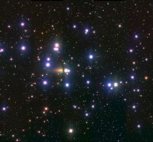 messier  ascension glossary