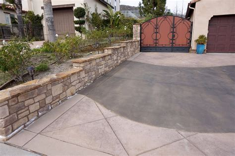stonework cpf custom concrete and masonry