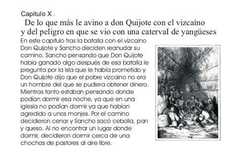Resumen Cap 1 Don Quijote by Resumen Quijote Capitulo 10