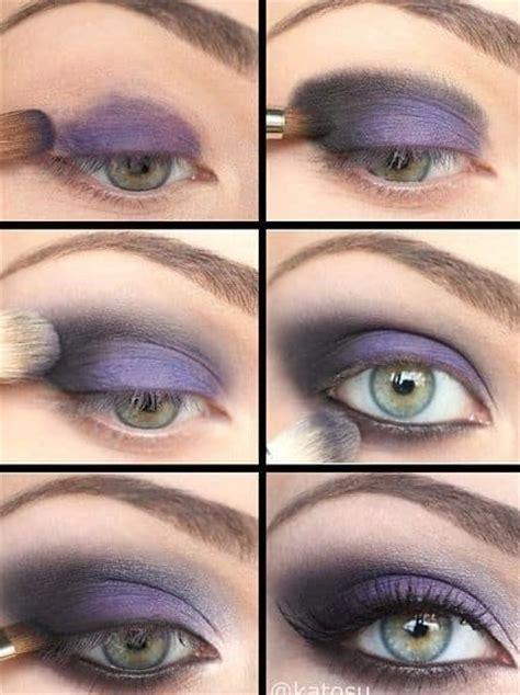 Smoky eyes vert irisé Comment bien porter le maquillage pailleté ? Elle