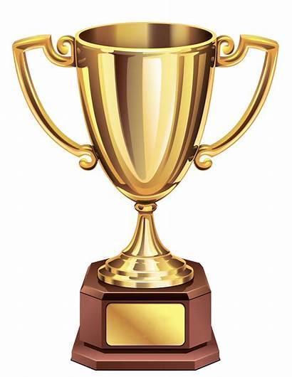 Clipart Trophy Transparent Diamond Cup Gold Champion