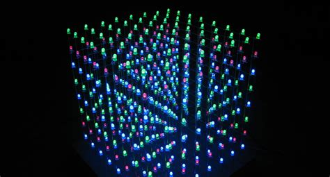 how to make your own trippy led light show