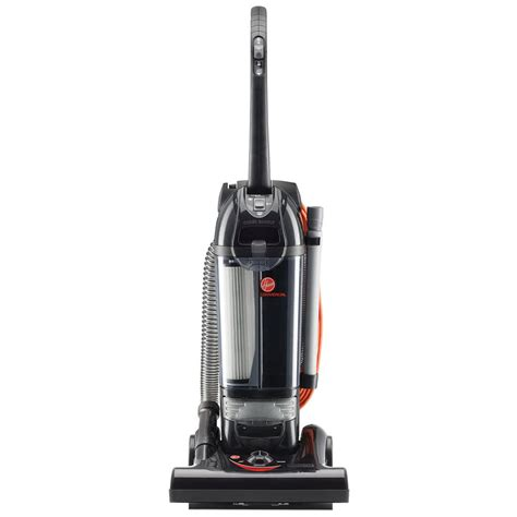 upright vacuum reviews hoover c 1660 900 hush 15 quot commercial bagless vacuum cleaner