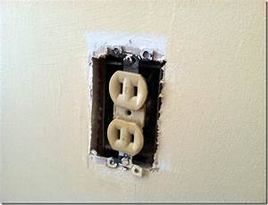 Live The Home Life  How To U2026replace An Electrical Outlet