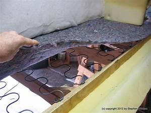 Sofa Federung Reparieren : tying arc springs upholstery resource ~ A.2002-acura-tl-radio.info Haus und Dekorationen