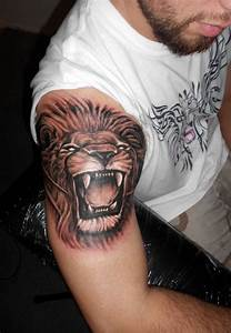 30 Lion Tattoos For People Who Love Big Cats - Mpora