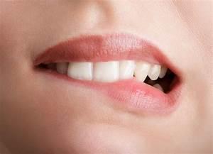 Por que algumas pessoas tem o hábito de morder os lábios ...