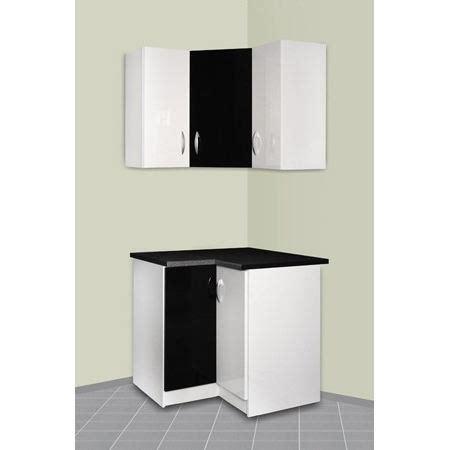 meubles d angle cuisine meuble cuisine d 39 angle haut et bas oxane achat vente