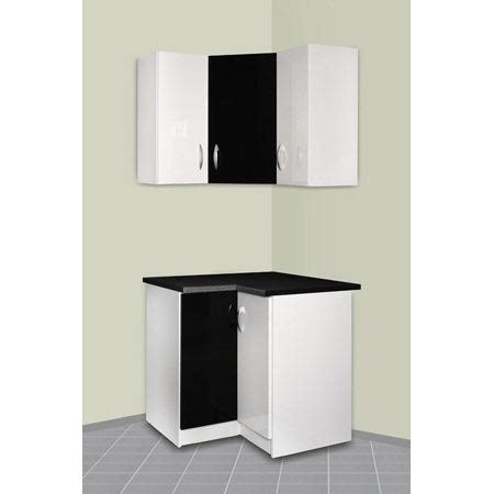 meuble d angle cuisine meuble cuisine d 39 angle haut et bas oxane achat vente