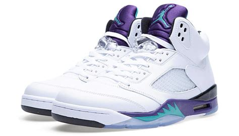 kicks deals official website jordan v quot grape quot crooked
