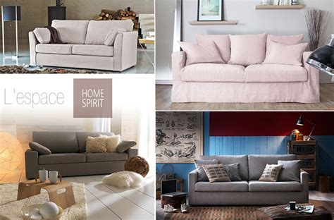 prix canapé home spirit soldes home spirit canapés et fauteuils
