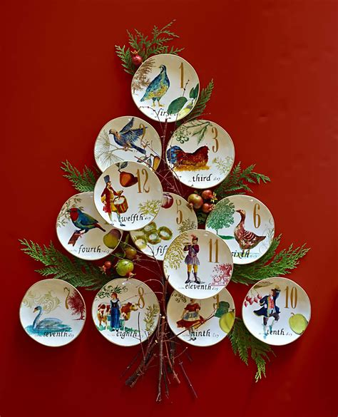 12 days of christmas ornaments pottery barn