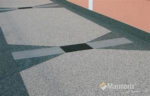 Boden Für Terrasse : marmorix steinteppich verlegebeispiele au enbereich ~ Whattoseeinmadrid.com Haus und Dekorationen