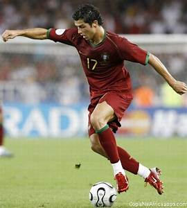 Sports and Players: Cristiano Ronaldo Football Player