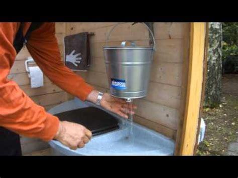 garten wc selber bauen biolett ekolet das kompostierende trocken wc