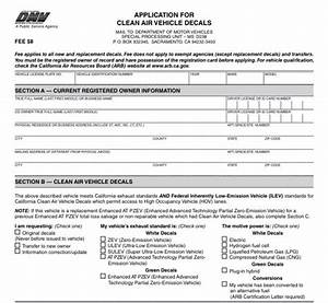 california dmv application form dl 44 archives With dmv documents california