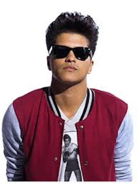 facts  bruno mars fact file