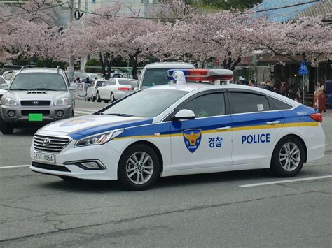 Law Enforcement In South Korea