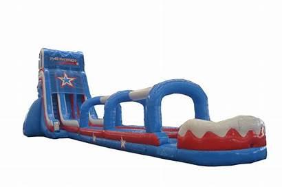Slide Water America Captain