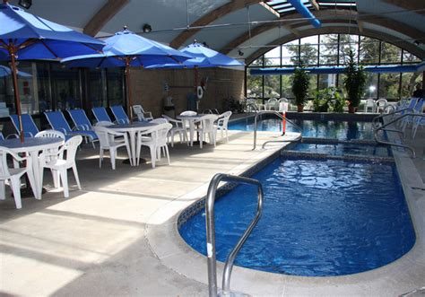 Holly Tree Resort West Yarmouth Indoor Pool  East Coast