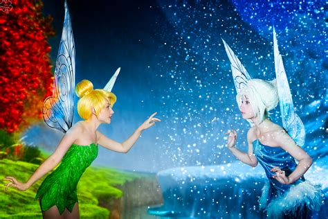 Secret Of The Wings Periwinkle And Tinkerbell Wwwimgkid
