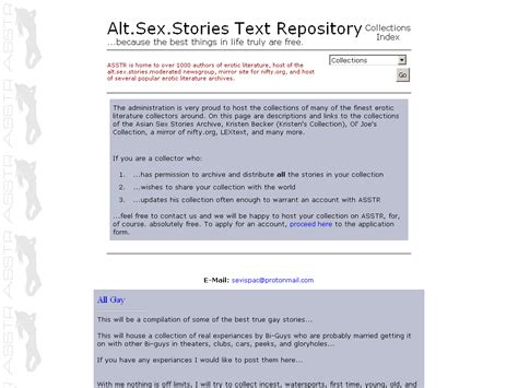 Altsexstories Text Repository Collections Index