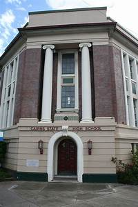 Cairns Technical College and High School Building - Wikipedia