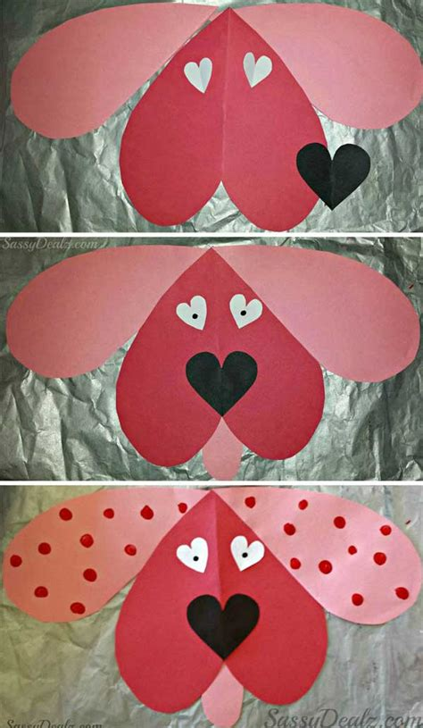 fun  easy diy valentines day crafts kids