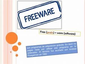 Freeware  Shareware Y Software Libre