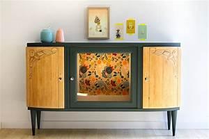 Buffet Enfilade Vintage : enfilade buffet vintage sidonie les jolis meubles ~ Teatrodelosmanantiales.com Idées de Décoration