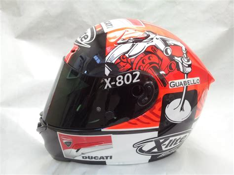 x lite 802 racing helmets garage x lite x 802r f battaini 2013 by max77design