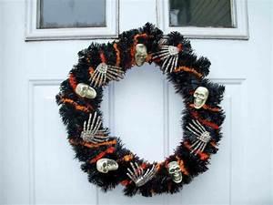 Deco Halloween A Fabriquer : bricolage halloween suggestions de d coration originales ~ Melissatoandfro.com Idées de Décoration
