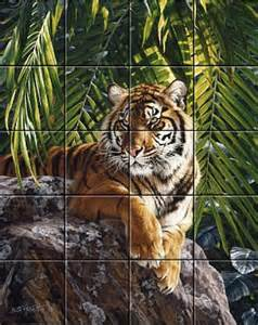 Sumatran Tiger Jungle