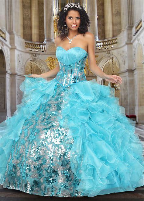 light blue 15 dresses blue quinceanera dresses dressed up
