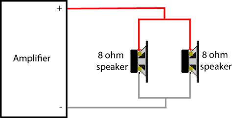 how to connect 2 speakers to 1 lifier geoff the grey geek