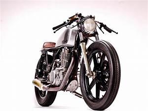 Old Yamaha Sr500 The Motohangar Way