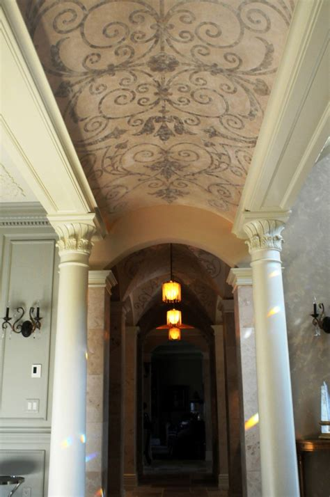 Barrel Groin Vaulted Ceilings by 9 Residential Barrel Vault Ceiling Designs By Ceiltrim Inc