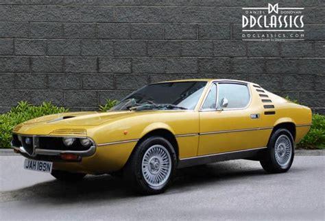 Alfa Romeo Montreal RHD