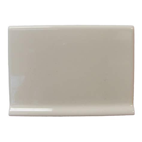 cove base tile shop interceramic wall tile bone ceramic cove base tile common 4 1 4 in x 6 in actual 4 25