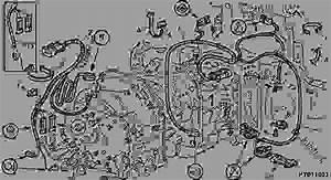 Transmission Wiring Harness  2-post Rollguard