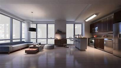 Luxury Apartments Manhattan Riverside Decor York Modern