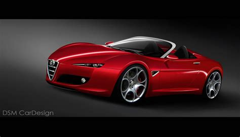 2012 Alfa Romeo Spider By Dsmcardesign On Deviantart