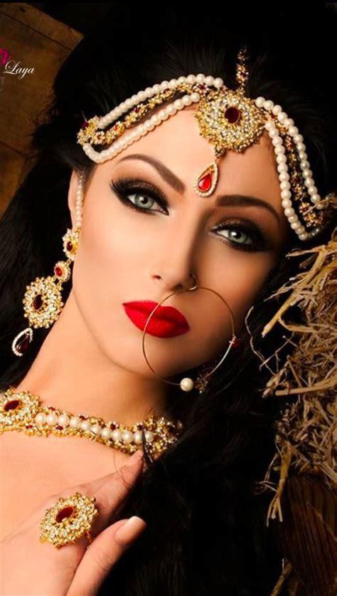 arabic bridal party wear makeup tutorial step  step tips ideas
