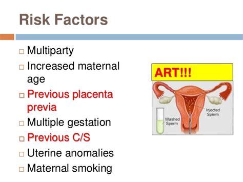 placenta previa bed rest aph antepartum hemorrhage