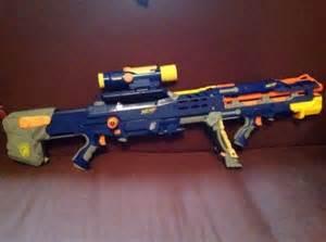 Nerf Guns Sniper Rifles with Scope