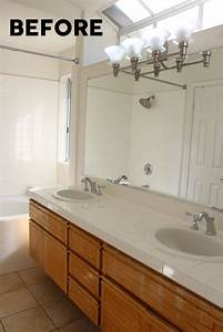 Gray, And, White, Bathroom
