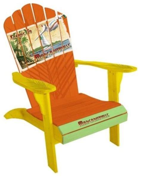 margaritaville seaplane adirondack chair jimmy buffett patio furniture interior home design