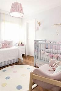 1001 idees pour la decoration chambre bebe fille for Tapis chambre enfant avec sachet papier fenetre