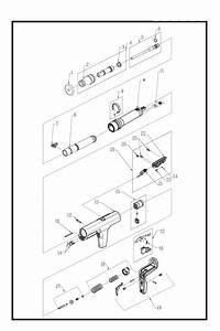 Ramset Cobra Plus Parts List