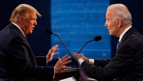 biden trump joe donald debate win did presidential final say